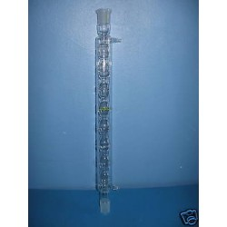 Ball COOLER casing length 600 MM CORE + SLEEVE NS29/32 glass W 1728600