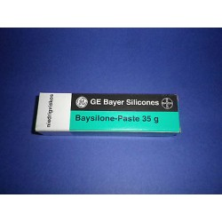 GE Bayer® Silicones laboratory fat 35g joint grease, low viscosity NE 1 - 2070