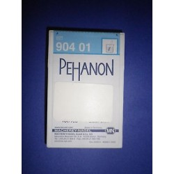 Pehanon pH 0,0 - 1,8 test strips box of 200 strips 11 x 100 mm MA 90411
