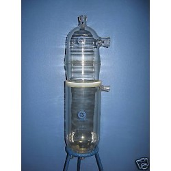 Glass container to heat double-walled 25 litre cool /