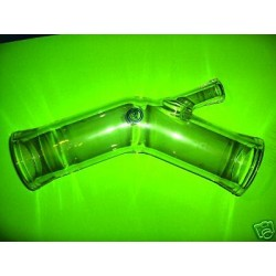 QVF ® Typ PBT 80/25 glass pipe arch pipe glass pipe