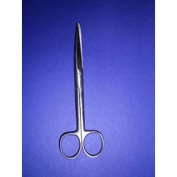 surgical SCISSORS, Pointed / Blunt / STRAIGHT 18 cm