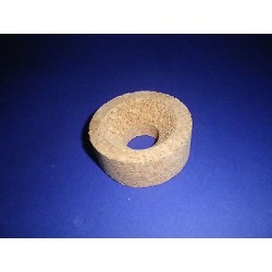 Cork ring for round bottom flask