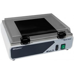 UV-Transilluminator 312nm just 6x8W UV-lamps compact case