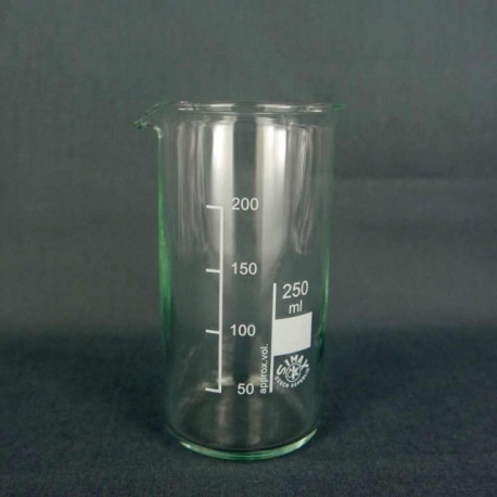 SCHOTT DURAN ® BEAKER, tall Form, 50 ml graduated with spout