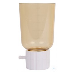 PES filter holder LF5a 500ml with bottle adapter