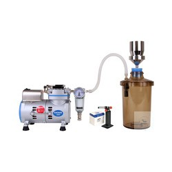 Rocker 300 230V with stainless steel Filtrationsset LF32