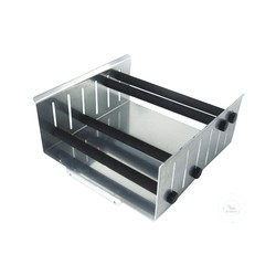 Tray with rubber Mat SP210 370x370mm for SHO-2D and SHR-2S