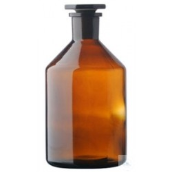 Reagent bottle 500 ml, with stopper NS 24/29