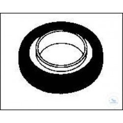 Inner centering ring 25 mm with O-Ring seal made of Perbunan / stainless steel 0128325