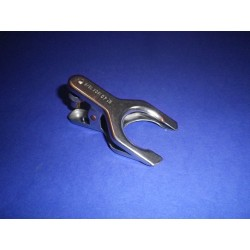 Fork clamp, spherical ground joints KS KS 13/2 - 13/5