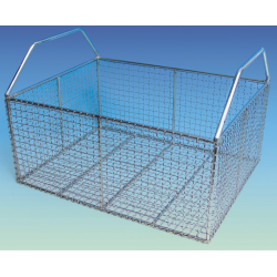 Wire basket B22 452x263x93mm stainless steel for WUC-A22H