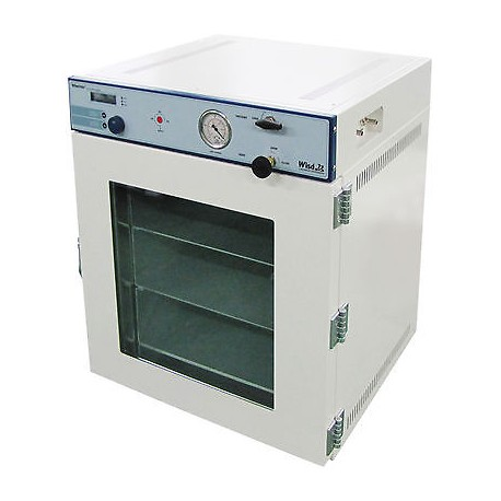A Vacuum Drying Cabinet WOV 30L Up To 200°C With 3 Aluminium Floors