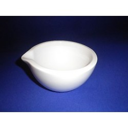 MOERSER made OF PORCELAIN glazed in 110 ml of Roughness with the spout inside, rough outside