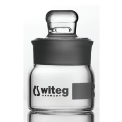 Weighing bottles NF 80ml