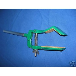 Stand clamp with square JAWS, span width 25 MM