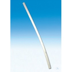 The intake pipe 390x5mm from FEP suitable for Labmax 25 - 100ml Titrex