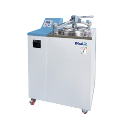 Autoclave sterilizer WACR 80L up to 132°C with Recorder