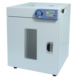 Dry SWOF-155L oven to 230°C with Smart Lab Forc. Luftbew.