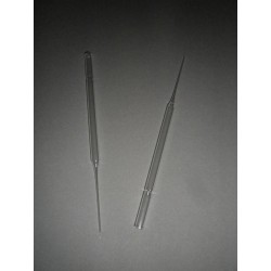 25 piece Pasteur pipettes FOR single use 1.5 ml glass Pipette 150/50 MM, TYPE:SHORT 4100150